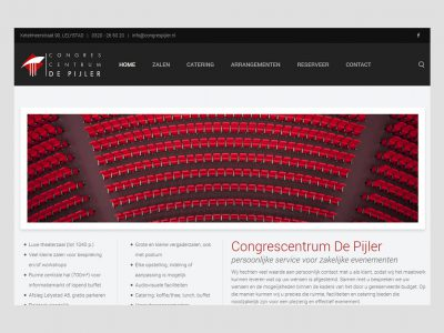 Congrescentrum De Pijler