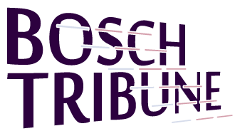Logo Bosch Tribune